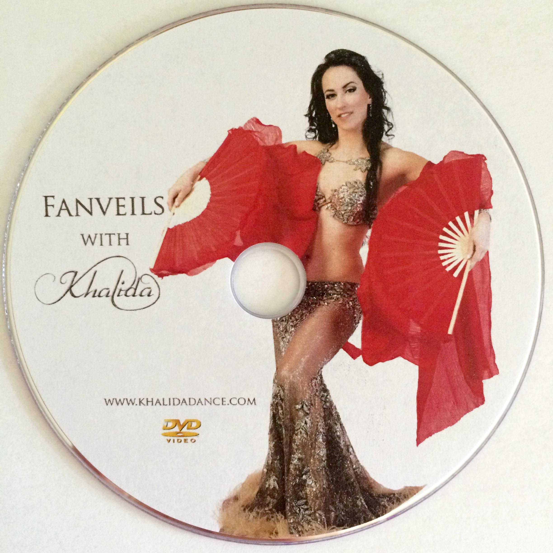 Props Fanveils DVD