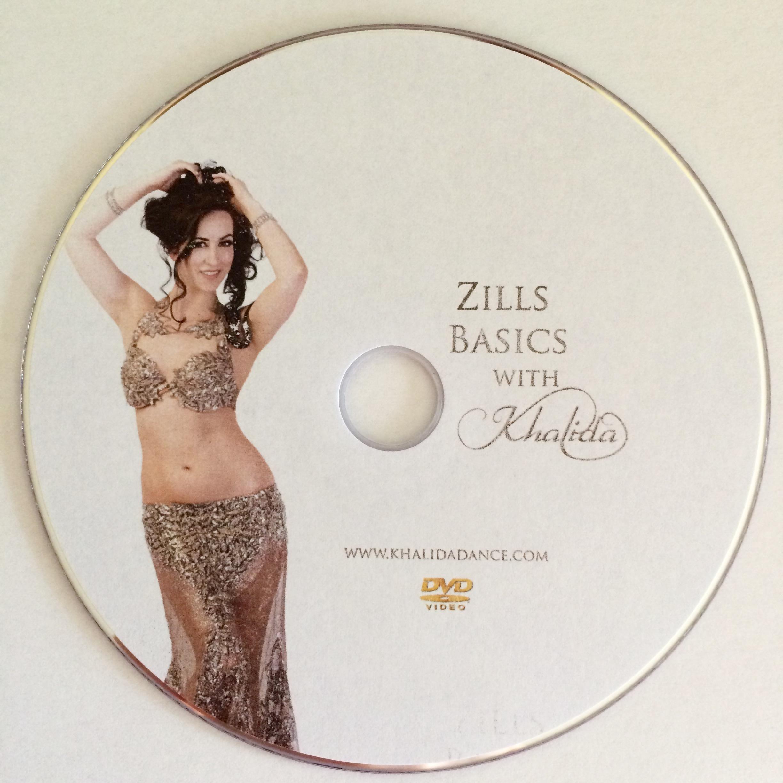 Props Zills DVD