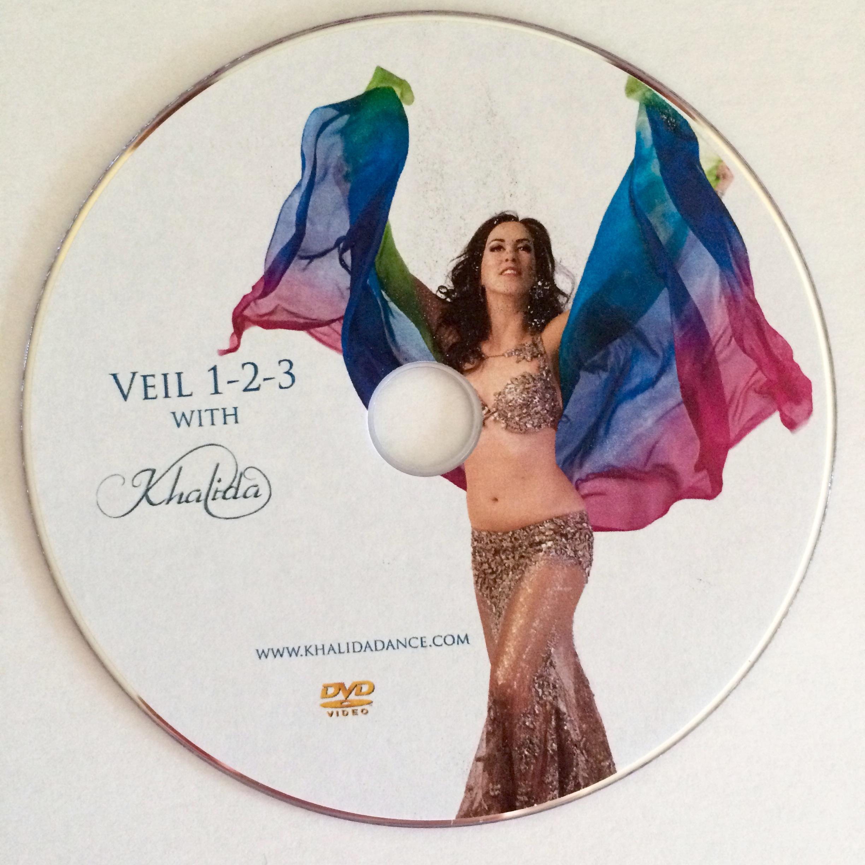 Props Veil DVD