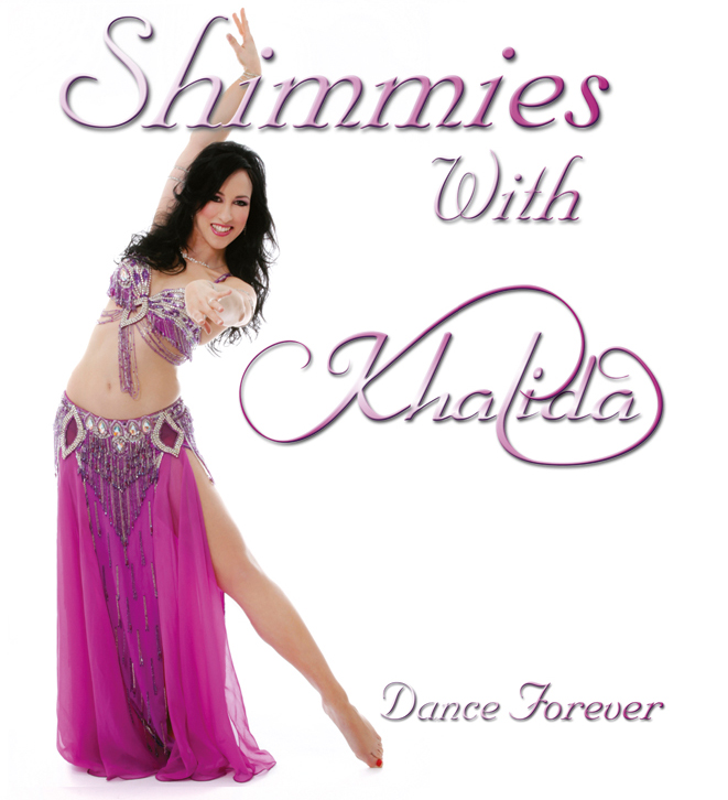 Shimmies with Khalida