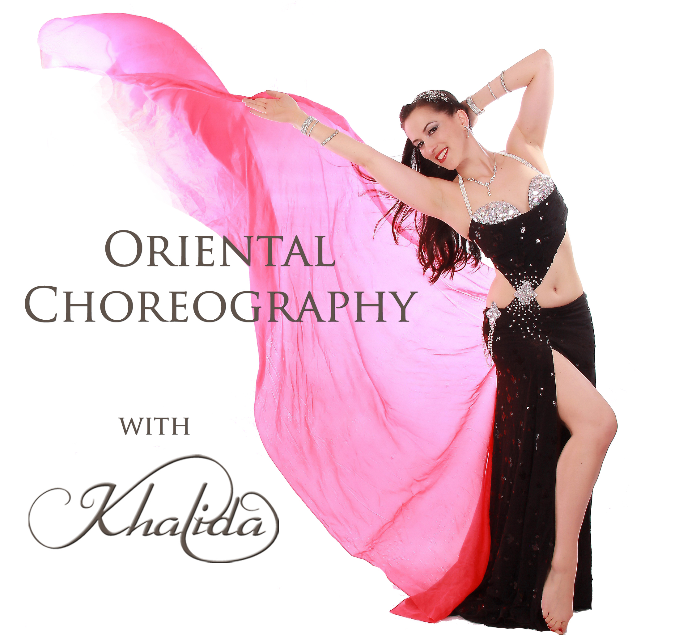 Oriental Choreography with Khalida